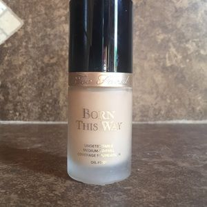To faced born this way foundation
